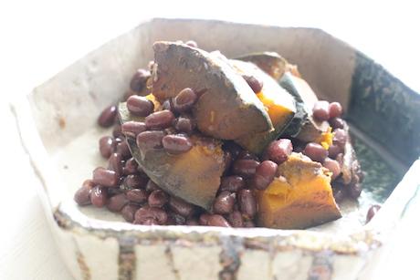 塩麹が決め手!かぼちゃのいとこ煮のサムネイル