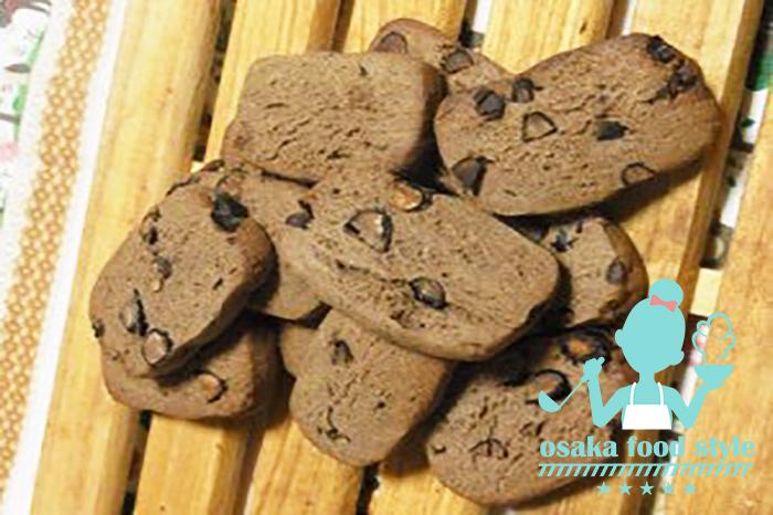 そば粉たっぷりクッキーのサムネイル