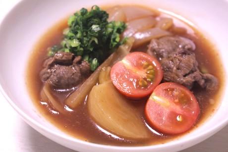 カブと牛肉のトリプルトマトシチューのサムネイル