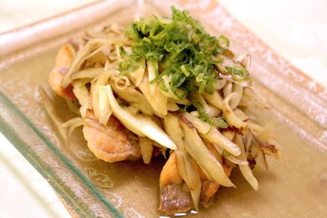 【TV披露レシピ】ゴボウもりもり!鮭の南蛮漬けのサムネイル