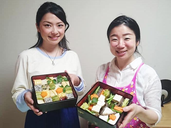 【TV紹介】なにわのモダンなモザイク箱寿司のサムネイル