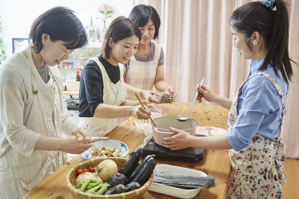 料理教室の特徴5つ