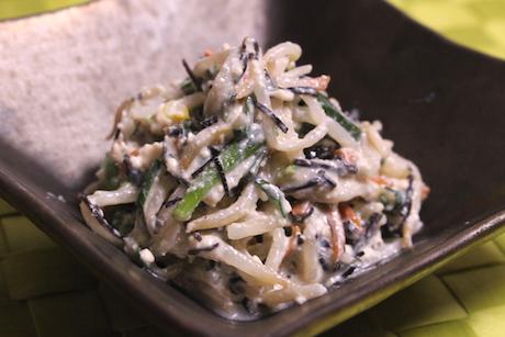 モヤシの白酢和えのサムネイル