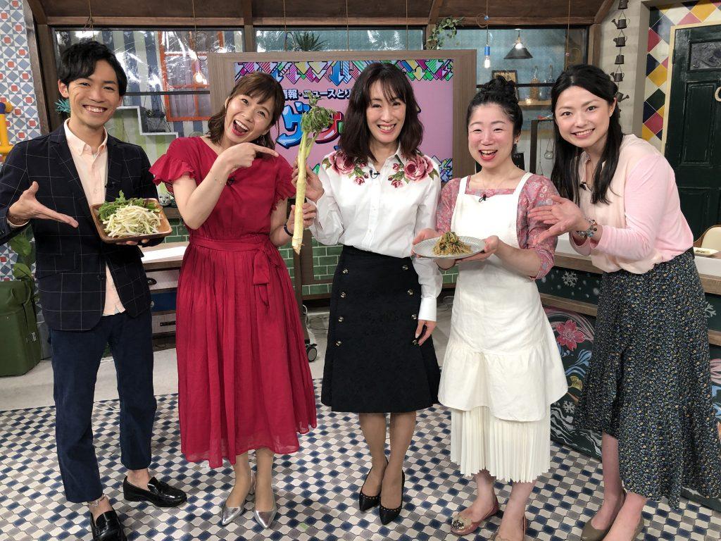 【TV出演】eo光テレビ「ゲツ→キン」に出演