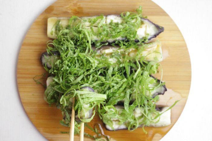 青じそ、大葉、大阪産、女子会、大阪、天王寺、健康、野菜、和食、料理教室、健彩青果、大畑ちつる、レシピ