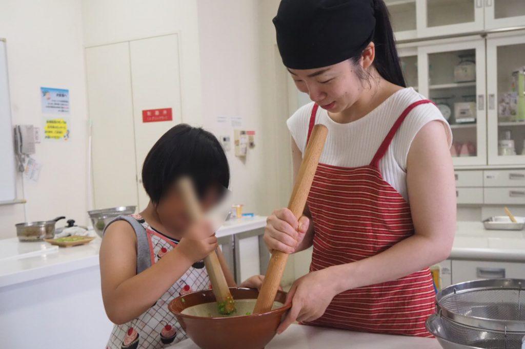 子どもの心と発達の相談ルームさま主催の料理教室 vol.2
