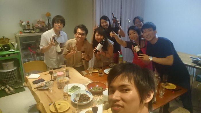 ワイン会、osakafoodstyle、なにわ料理、大阪産、女子会、大阪、天王寺、健康、野菜、和食、料理教室、健彩青果、大畑ちつる、レシピ