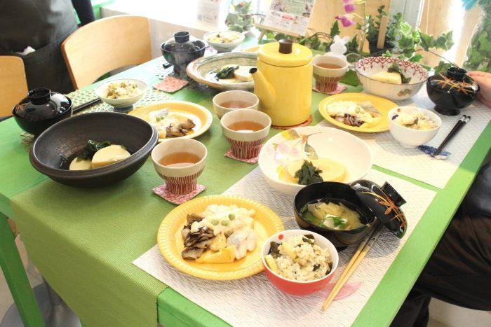筍、osakafoodstyle、なにわ料理、大阪産、女子会、大阪、天王寺、健康、野菜、和食、料理教室、健彩青果、大畑ちつる、レシピ