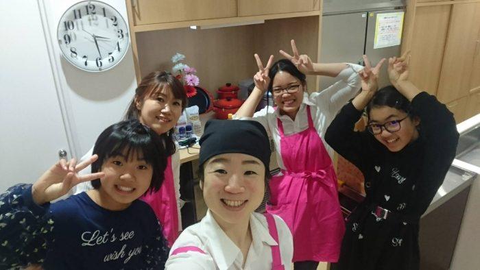 191208親子クリスマスケーキ教室、osakafoodstyle、なにわ料理、大阪産、女子会、大阪、天王寺、健康、野菜、和食、料理教室、健彩青果、大畑ちつる、レシピ、ごごナマ