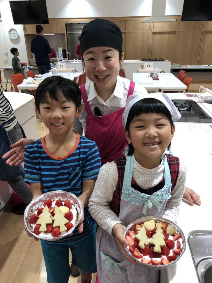 191208ハグミュージアムクリスマス教室、親子クッキング、osakafoodstyle、なにわ料理、大阪産、女子会、大阪、天王寺、健康、野菜、和食、料理教室、健彩青果、大畑ちつる、レシピ、ごごナマ