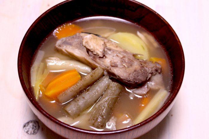 ごぼうポトフ、新ごぼう、osakafoodstyle、なにわ料理、大阪産、女子会、大阪、天王寺、健康、野菜、和食、料理教室、健彩青果、大畑ちつる、レシピ、ごごナマ