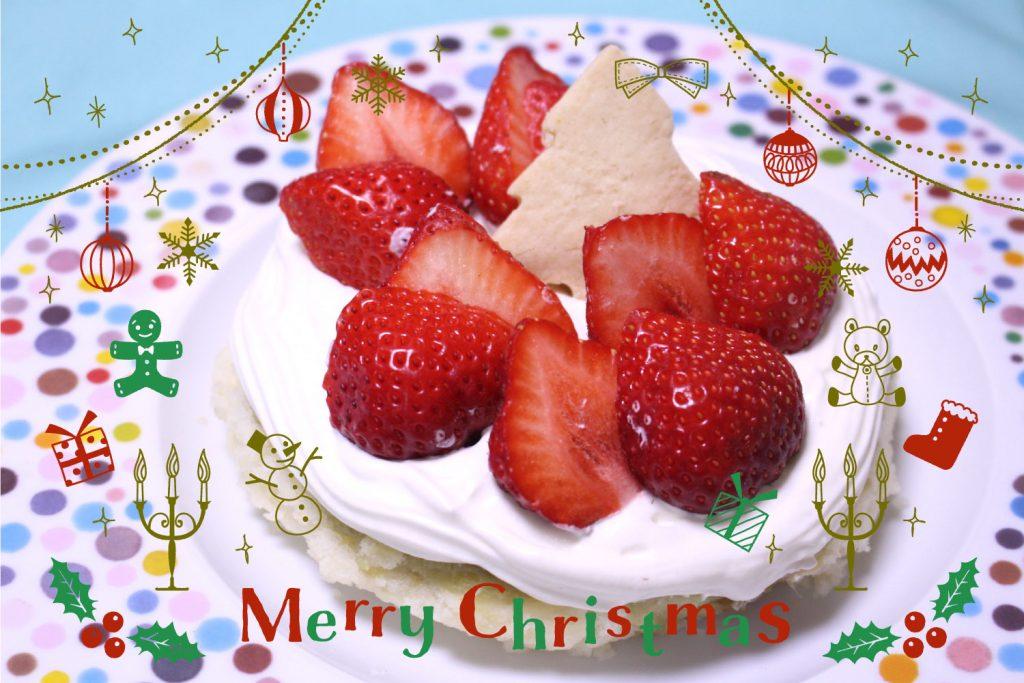 直前!!大阪産(もん)親子クッキングvol.7「クリスマスケーキ作り教室」のお知らせ