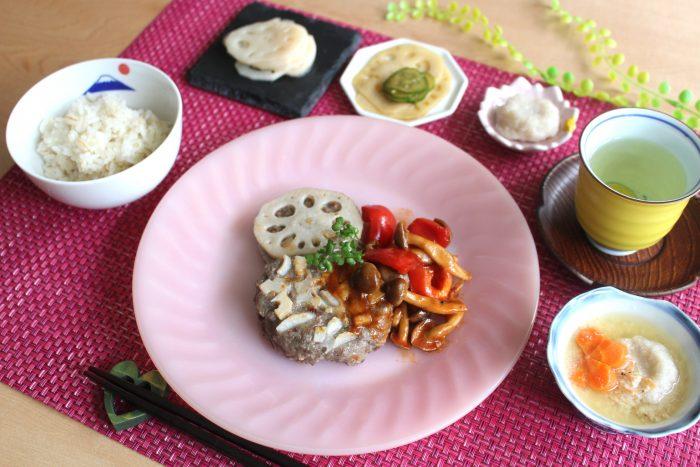 門真れんこん、osakafoodstyle、なにわ料理、大阪産、女子会、大阪、天王寺、健康、野菜、和食、料理教室、健彩青果、大畑ちつる、レシピ