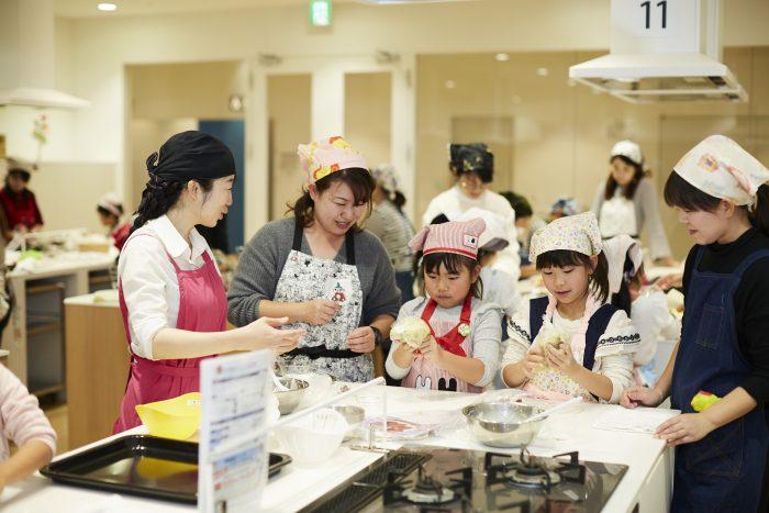 親子クッキング、osakafoodstyle、なにわ料理、大阪産、女子会、大阪、天王寺、健康、野菜、和食、料理教室、健彩青果、大畑ちつる、レシピ、ごごナマ