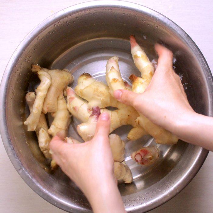 新ショウガ洗い、おばんざい教室、個人、野菜料理教室、天王寺、阿倍野区、美章園、大阪市、osakafoodstyle、大畑ちつる、健彩青果、和食、レシピ、なにわ料理
