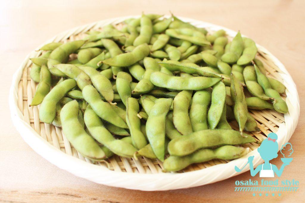 豆と野菜のWパワー!エダマメを食べると元気になれる秘密!