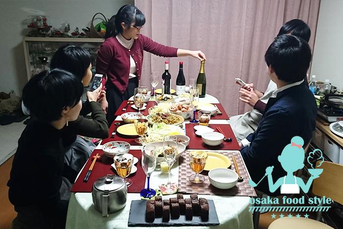 ビールワイン会大阪、osakafoodstyle、なにわ料理、大阪産、女子会、大阪、天王寺、健康、野菜、和食、料理教室、健彩青果、大畑ちつる、レシピ、おばんざい、個人、大阪市