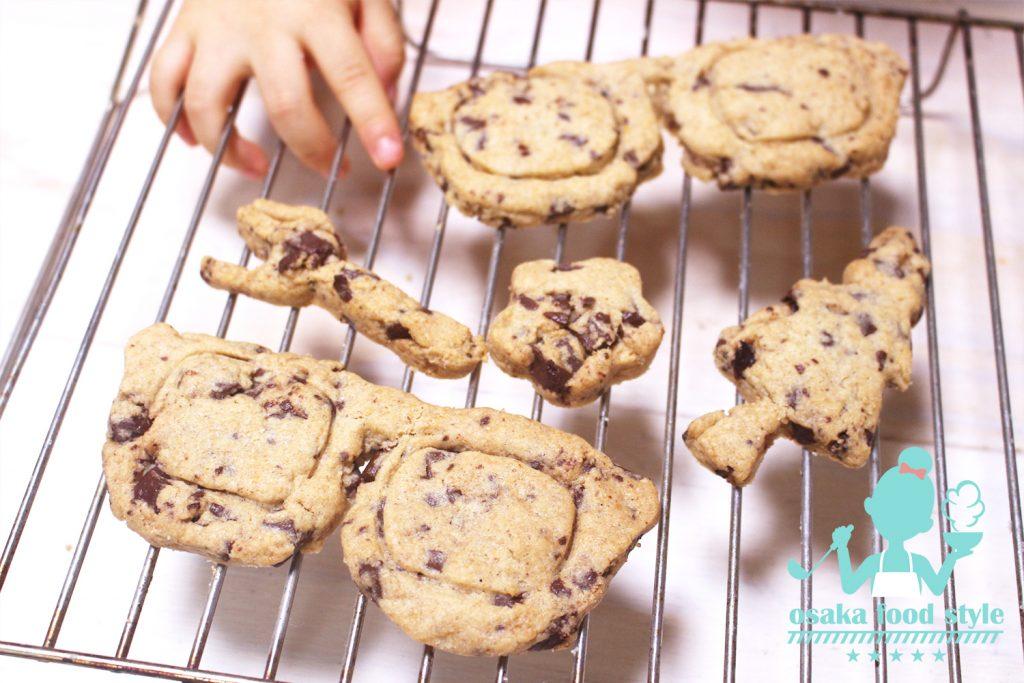 グラハムクッキー2種のサムネイル