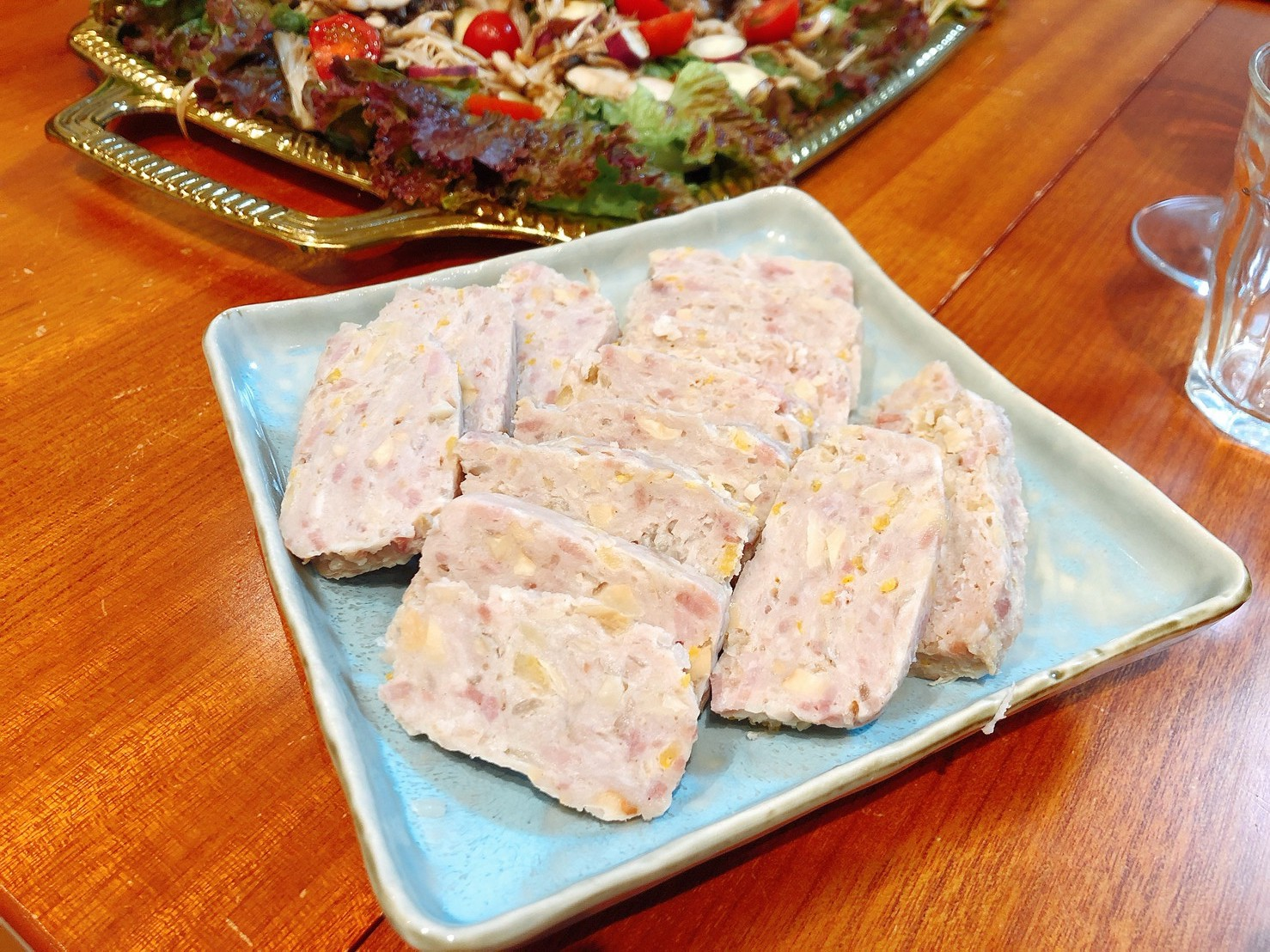 豚肉のゆずパテ、osakafoodstyle、なにわ料理、大阪産、女子会、大阪、天王寺、健康、野菜、和食、料理教室、健彩青果、大畑ちつる、レシピ、おばんざい、個人、大阪市