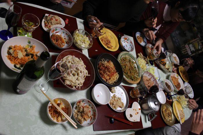 カルボナーラ、osakafoodstyle、なにわ料理、大阪産、女子会、大阪、天王寺、健康、野菜、和食、料理教室、健彩青果、大畑ちつる、レシピ、おばんざい、個人、大阪市