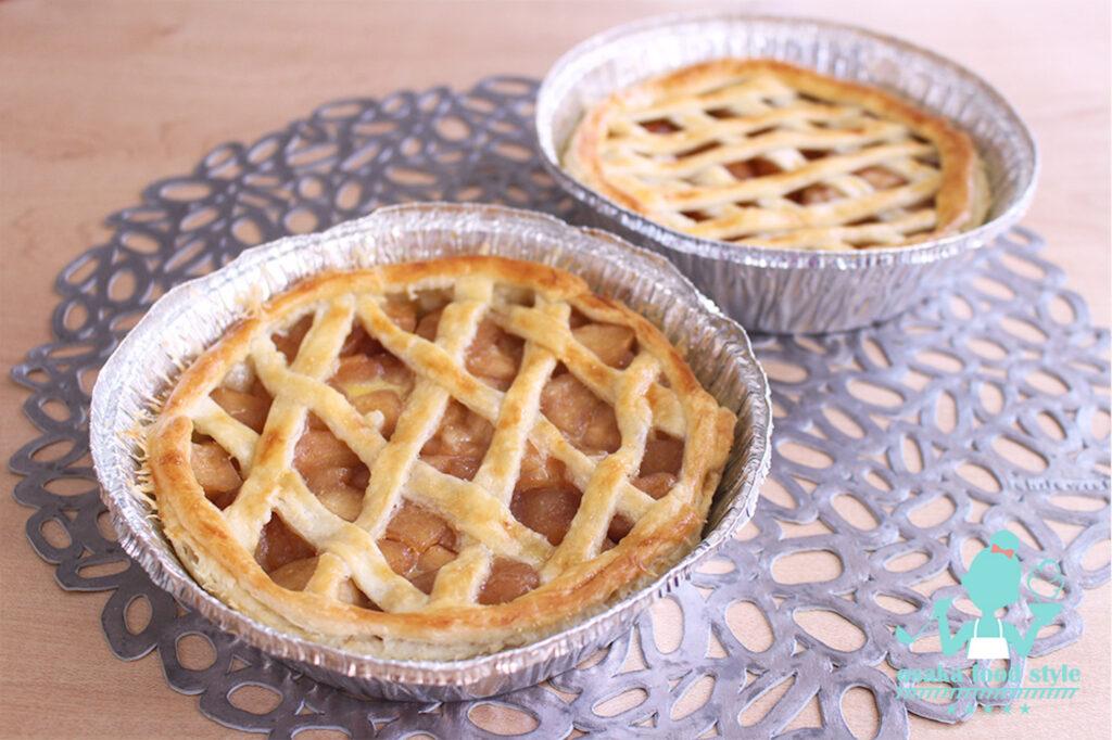 【特別】りんごのお菓子3種レッスンを開催しました