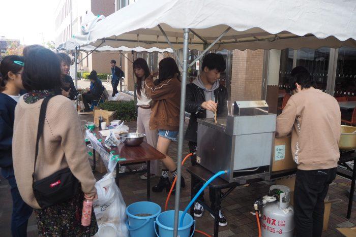 阪南大学、osakafoodstyle
