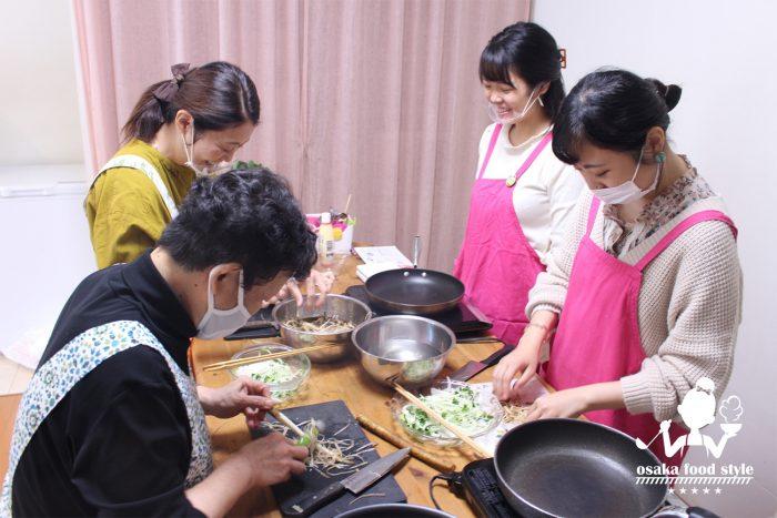 おばんざい教室、個人、野菜料理教室、天王寺、阿倍野区、美章園、大阪市、osakafoodstyle、大畑ちつる、健彩青果、和食、レシピ、なにわ料理、糖尿病食、管理栄養士
