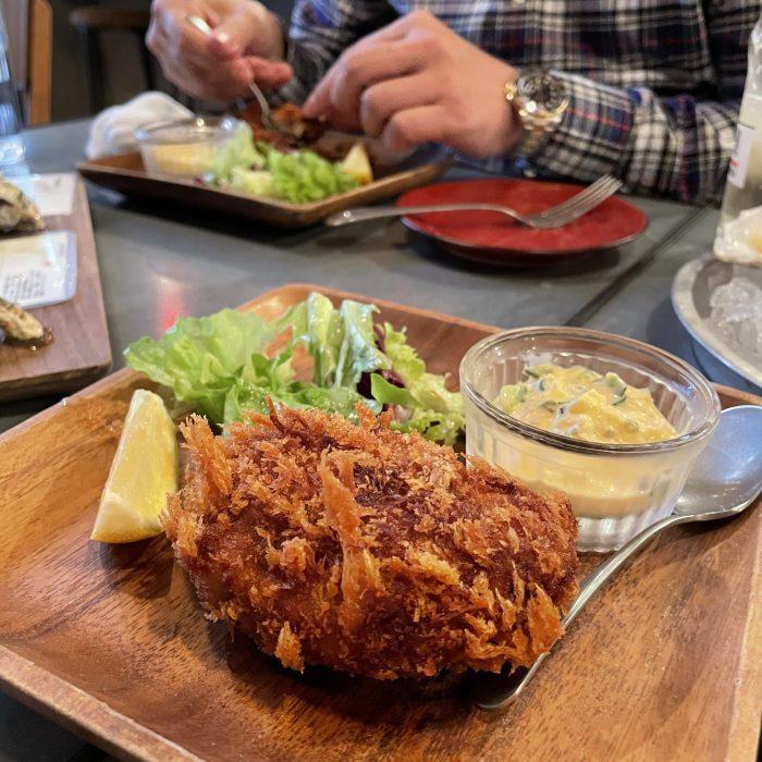 牡蠣、福島区、大阪、osakafoodstyle、なにわ料理、大阪産、女子会、大阪、天王寺、健康、野菜、和食、料理教室、健彩青果、大畑ちつる、レシピ、おばんざい、個人、大阪市