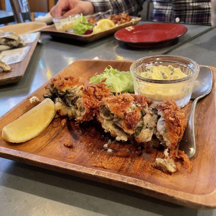 牡蠣フライ、osakafoodstyle、なにわ料理、大阪産、女子会、大阪、天王寺、健康、野菜、和食、料理教室、健彩青果、大畑ちつる、レシピ、おばんざい、個人、大阪市