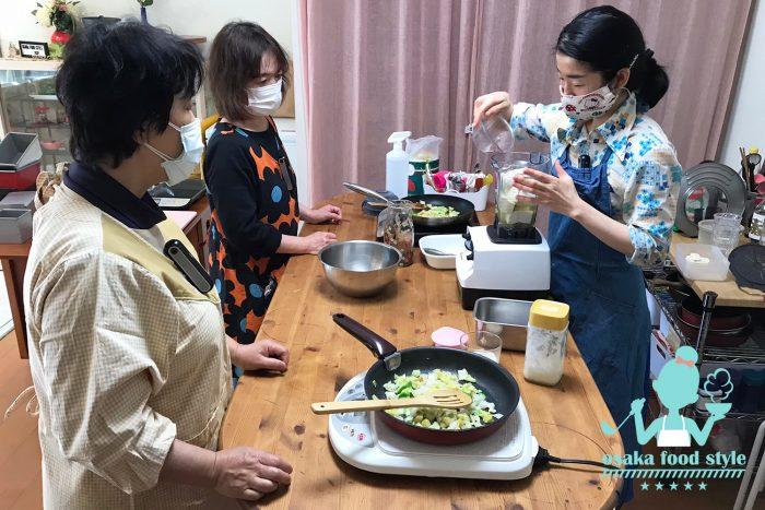 米粉パン教えてます、大阪米粉パン教室、osakafoodstyle