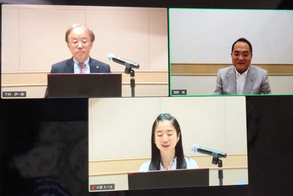 大日本住友製薬様主催の糖尿病食講座に登壇しました。